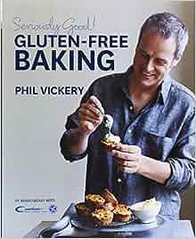 Gluten-free Baking: In Association with Coeliac UK: Amazon.co.uk: Phil ...