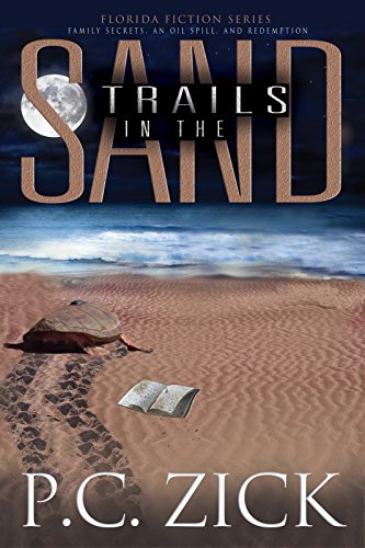 Book: Trails in the Sand by P.C. Zick