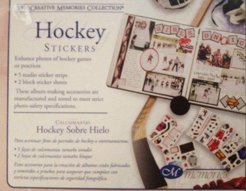 Hockey Sticker Pack - 1