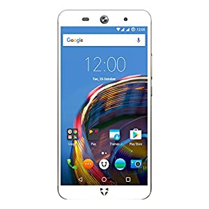 WileyFox Swift 2 PLUS UK SIM-Free Smartphone with Case and Screen Replacement Card - Champagne Gold