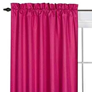 Hot Pink Blackout Curtains Leopard Blackout Curta