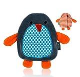 Fashy 6343 01 Picco - Cojín térmico, diseño de pingüino