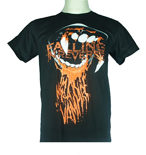 Falling in Reverse (denti) Extra Large Size Xl Nuovo. Maglietta 1410
