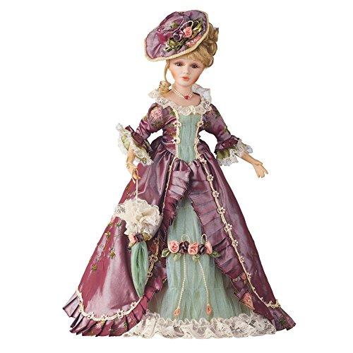 Lillian Victorian Porcelain Doll