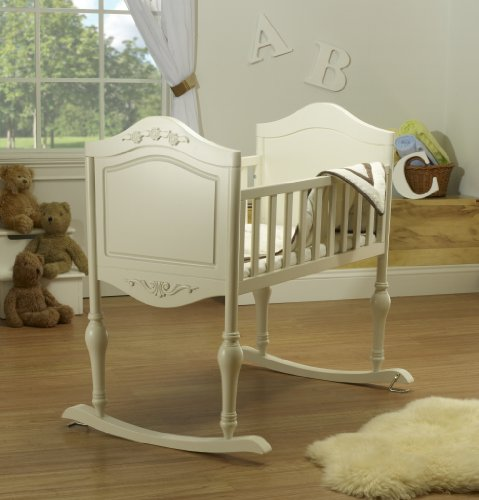 Best Price! Sorelle Lisa Cradle, French White