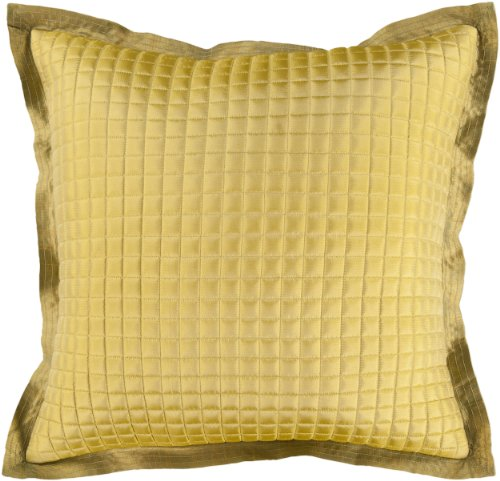 Surya Ar009 1818p Polyester Pillow