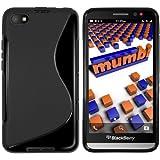 mumbi S-TPU Schutzhülle BlackBerry Z30 Hülle