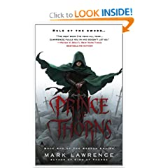 Prince of Thorns (The Broken Empire) by Mark Lawrence