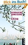 Gebrauchsanweisung f�r China