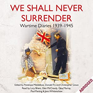 We Shall Never Surrender Audiobook