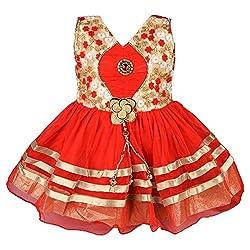 Wish KaroParty wear frock fe069