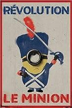 Poster Minions - Revolution Le Minion - preiswertes Plakat, XXL Wandposter
