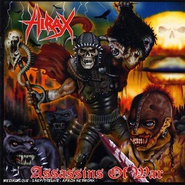 Assassins of War by Hirax