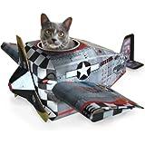 SUCK UK Katzenspielhaus - Flugzeug