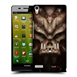 Head Case Designs Warhead Alienate Snap-on Back Case Cover For Huawei Ascend P6