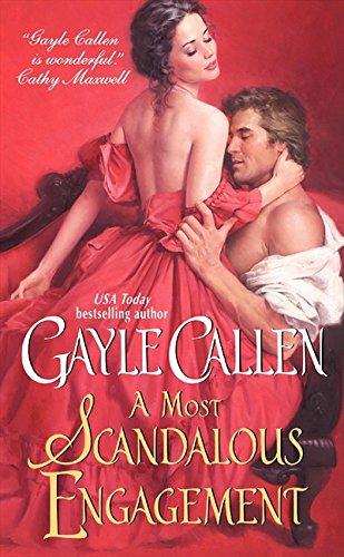 Image of A Most Scandalous Engagement (Scandalous Lady)