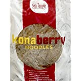 Konaberry Kelp Noodles (2 Pack/Bags) Raw Seaweed Noodles Infused With Konaberry For Added Antioxidants!