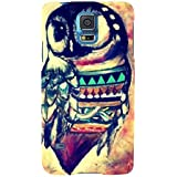 For Samsung Galaxy S5 :: Samsung Galaxy S5 G900I :: Samsung Galaxy S5 G900A G900F G900i G900M G900T G900W8 G900k Famous Girl ( Famous Girl, Face, Nice Face, Beautiful Face ) Printed Designer Back Case Cover By TAKKLOO