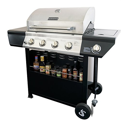 Super space btu burner barbecue bbq gas grills