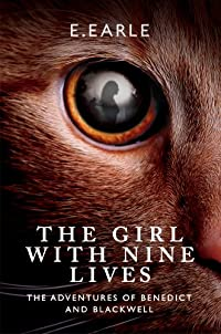 The Girl With Nine Lives by E Earle ebook deal