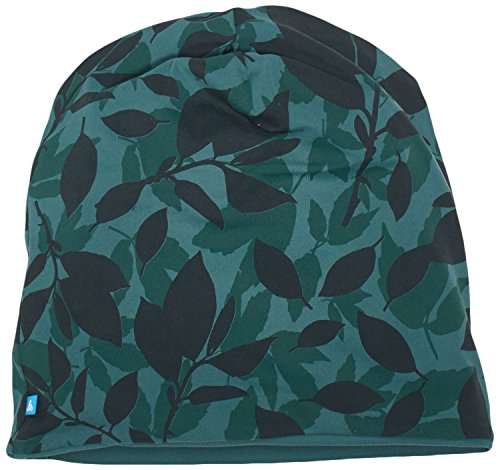 Odlo Cap Hat REVERSIBLE, silver pine/allover print, One Size, 792680