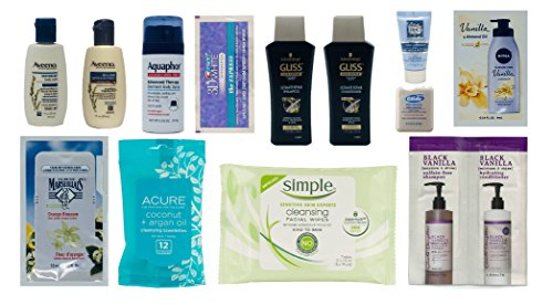 Women's Skin and Hair Care Sample Box (get an equal credit toward future purchase of select Beauty products)