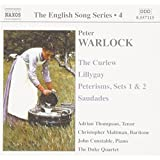 Warlock: The Curlew; Lillygay: Peterisms, Sets 1 & 2; Saudades