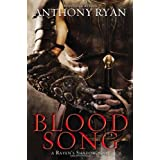 Blood Song (A Raven's Shadow Novel) ~ Anthony Ryan