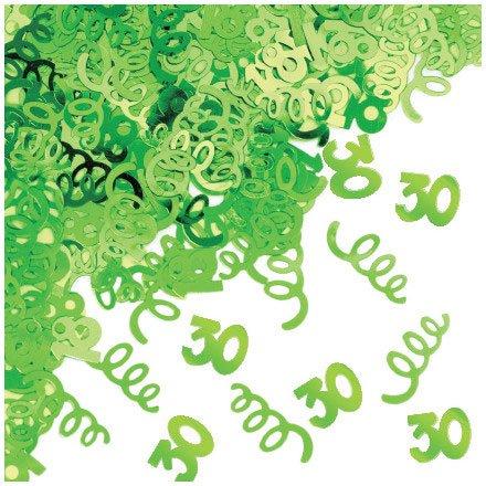 30th Birthday Foil Confetti