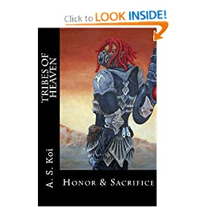 Honor & Sacrifice, cover