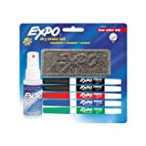 Expo Seven Piece Low Odor Dry Erase Starter Set (80675)