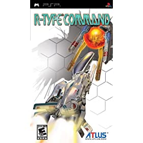Game da Semana: R-Type Command (PSP)