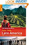 Rough Guide First Time Latin America 3e