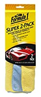 Formula 1 Super Microfiber Cloth (Pack of 2)