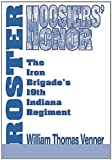 img - for Hoosiers' Honor Roster book / textbook / text book