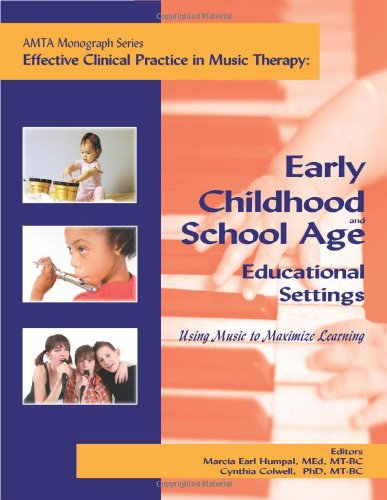Early Childhood and School Age Educational Settings Using...