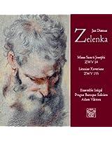 Zelenka: Missa Sancti Josephi & Litaniae Xaverianae