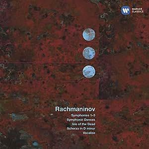 Rachmaninov : Symphonies 1 à 3