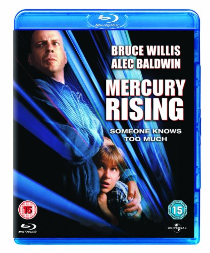 Sale alerts for  Mercury Rising [Blu-ray] [Region Free] - Covvet