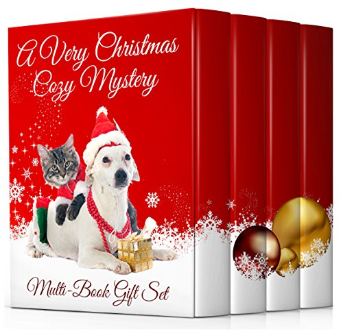 Christmas Cozy Murder Mystery Bundle