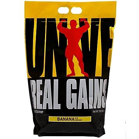 Universal Nutrition Gain Fast 3100, Banana, 1er Pack (1 x 4.55 kg)