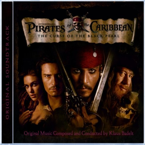Pirates Of The Caribbean: The Curse Of The Black Pearl by Klaus Badelt