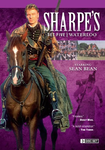 Sharpe's Set Five - Waterloo (3 Disc Set) (Sharpes Dvd Set compare prices)