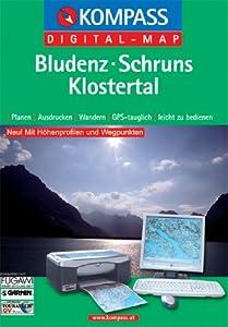 Bludenz - Schruns - Klostertal. CD-ROM für Windows 95/98/2000/NT/XP