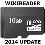 WikiReader Update 2014 Wiki Reader Upgrade