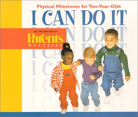 I Can Do It (Book 3): Physical Milestones For Two Year Olds front-35244