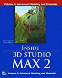 Inside 3d Studio Max 2: Modeling and Materials