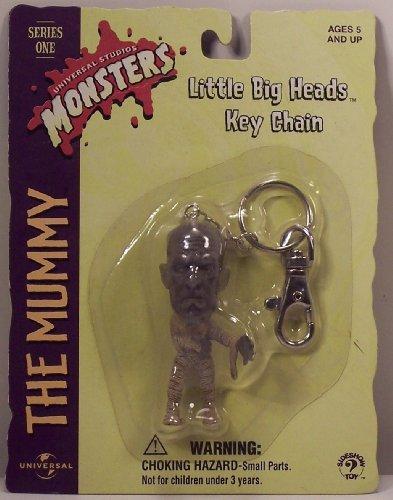 Buy Low Price Sideshow Universal Monsters The Mummy Little Big Head Keychain Figure (B003ILRHXG)