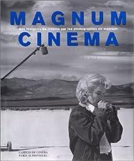 Magnum cinéma par  Collectif