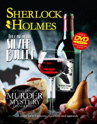 Paul Lamond Murder Mystery Game